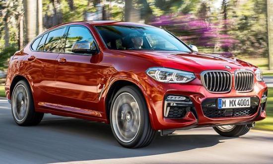Image of BMW X4 M40d
