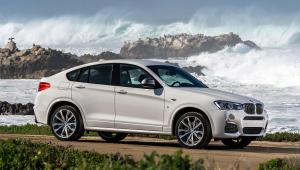 Photo of BMW X4 M40i