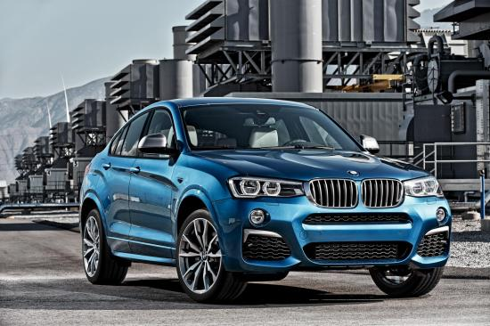 Image of BMW X4 M40i