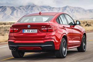 Picture of BMW X4 xDrive 28i (F26)