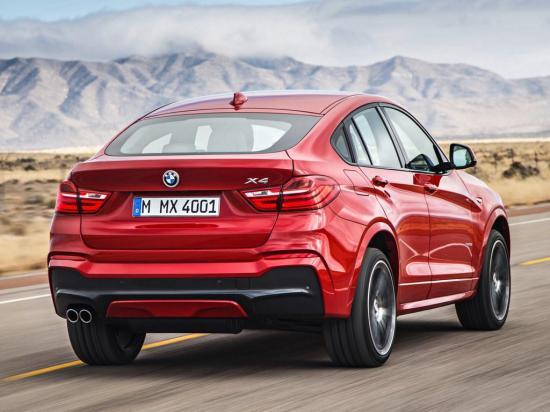 Image of BMW X4 xDrive 28i