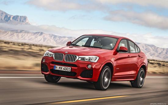 Image of BMW X4 xDrive35i