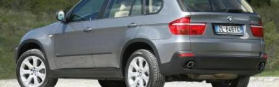Image of BMW X5 3.0d SD