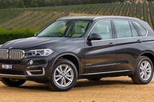 Picture of BMW X5 30d