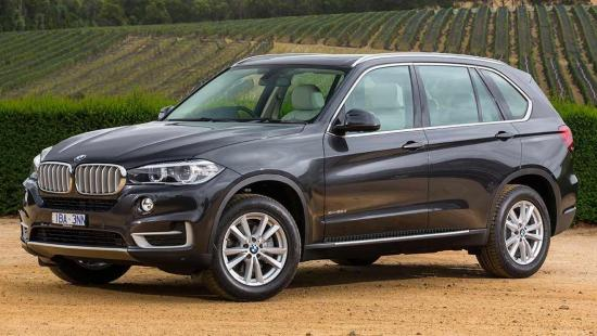 Image of BMW X5 30d
