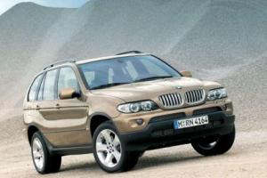 Picture of BMW X5 4.4i
