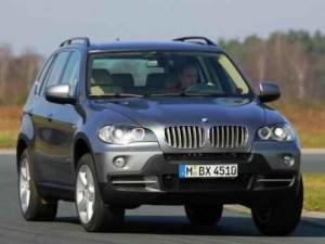 Photo of BMW X5 4.8i E70