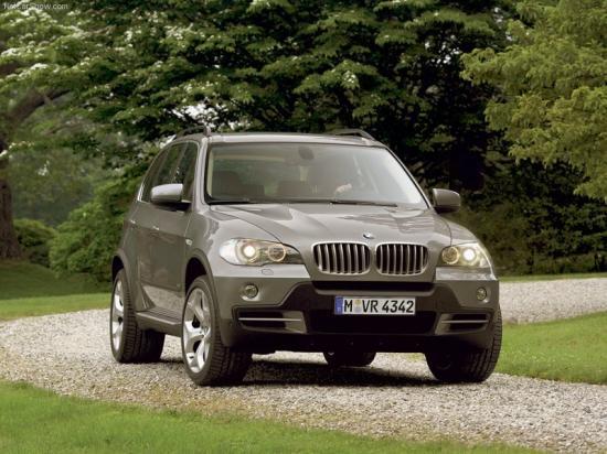 Image of BMW X5 4.8i E70