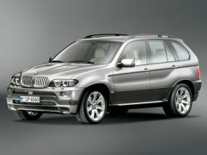 Photo of BMW X5 4.8IS E53