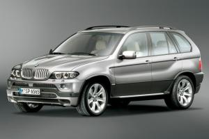 Picture of BMW X5 4.8IS E53