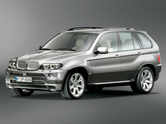 Image of BMW X5 4.8IS E53