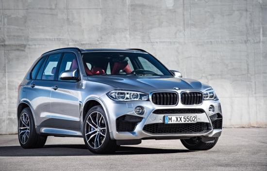 Image of BMW X5 M