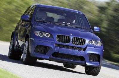 Image of BMW X5 M