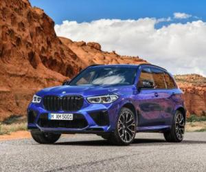 Picture of BMW X5 M Competition (F95)