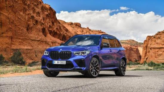 Image of BMW X5 M Competition
