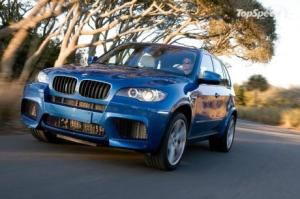 Photo of BMW X5 M