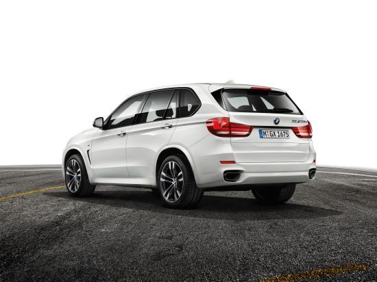 Image of BMW X5 M50d