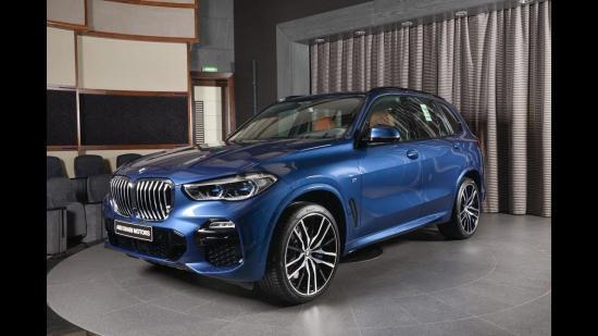 Image of BMW X5 xDrive50i