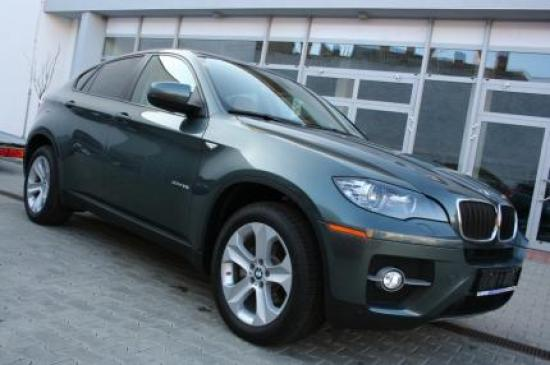 Image of BMW X6 35i