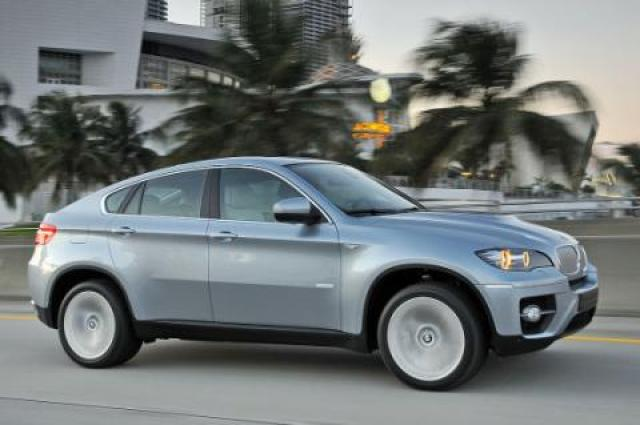 Image of BMW X6 ActiveHybrid