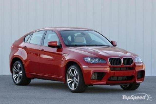 Image of BMW X6 M