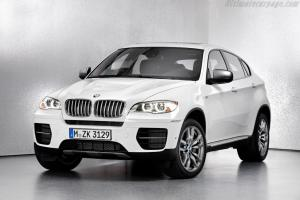 Picture of BMW X6 M50d (E71)