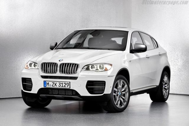 Image of BMW X6 M50d