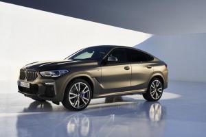 Photo of BMW X6 M50i G06