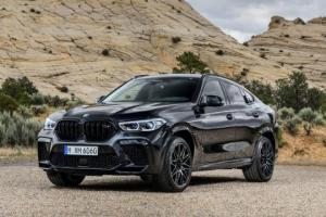 Picture of BMW X6 M Competition (F96)