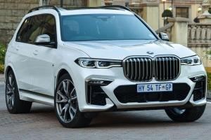 Picture of BMW X7 M50d (G07)