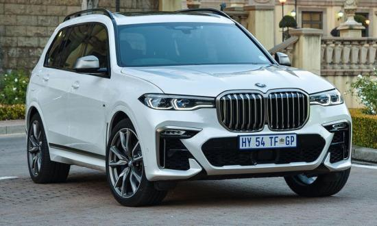 Image of BMW X7 M50d