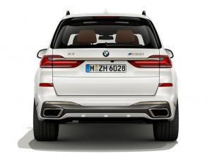 Photo of BMW X7 M50i G07