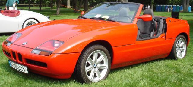 Image of BMW Z1