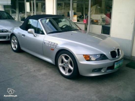 Image of BMW Z3 1.9