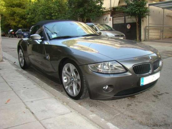 Image of BMW Z4 2.5i roadster