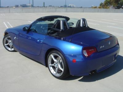 2007 z4 m roadster 0-60