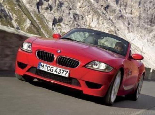 Image of BMW Z4 M Roadster