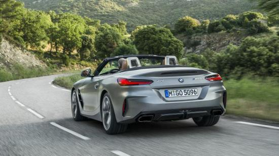 Image of BMW Z4 M40i
