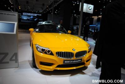 Image of BMW Z4 sDrive 35is