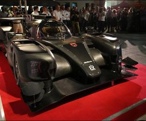 Picture of BR Engineering Dallara BR1 AER