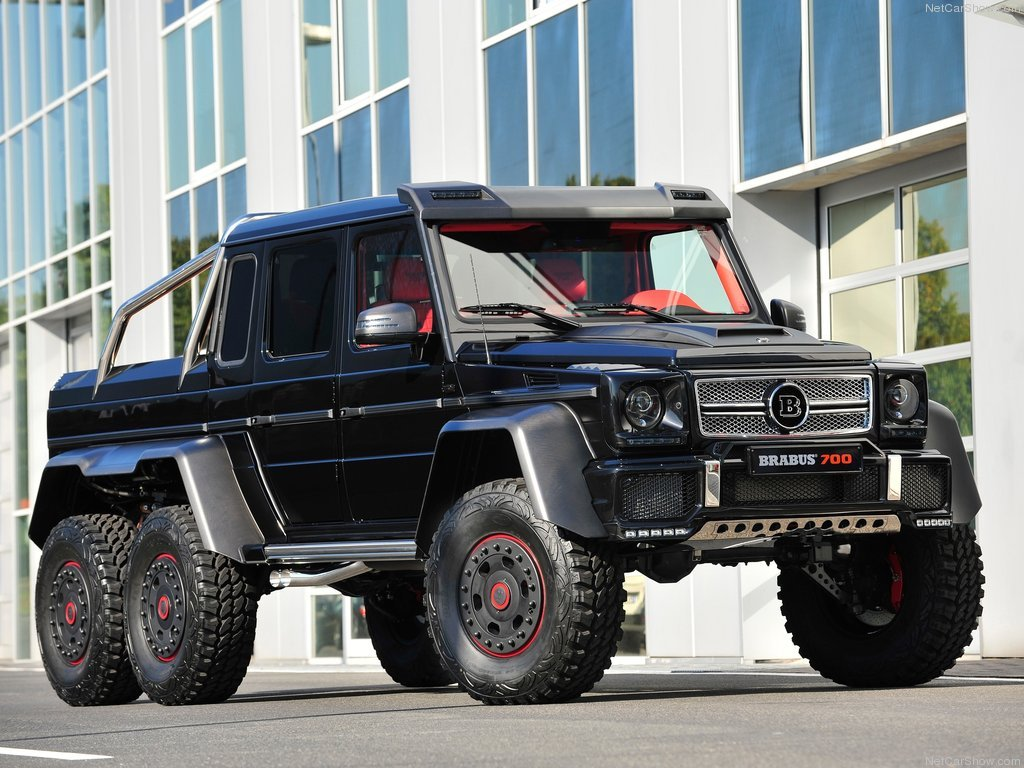 Brabus B63s 700 6x6 Laptimes Specs Performance Data Fastestlaps Com