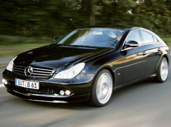 Image of Brabus CLS 6.1 S