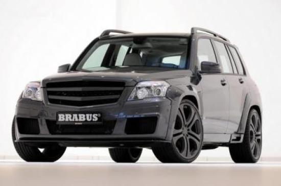 Image of Brabus GLK V12