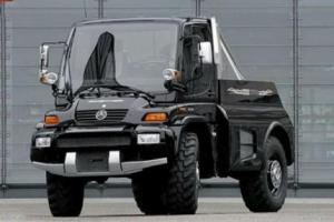Picture of Brabus Unimog Black Edition