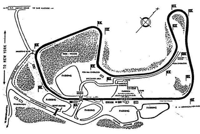 Image of Bridgehampton circuit