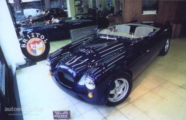Image of Bristol Blenheim Speedster