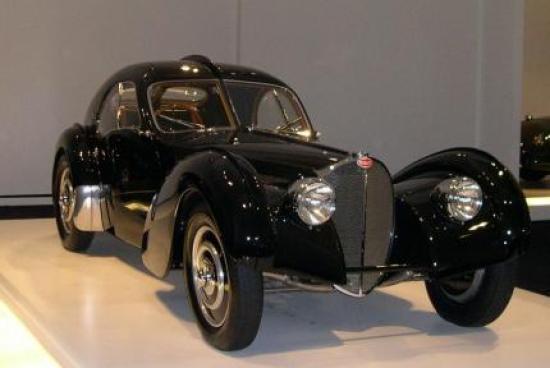 Image of Bugatti Atlantic 57S