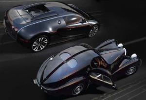Photo of Bugatti Atlantic 57S