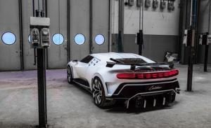 Photo of Bugatti Centodieci