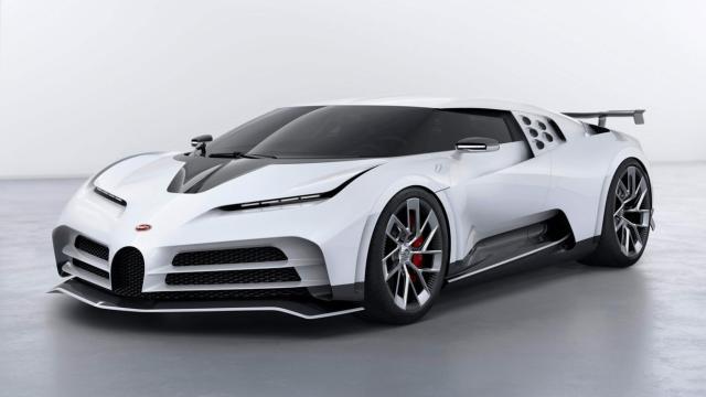 Image of Bugatti Centodieci